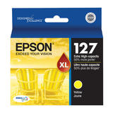 Epson T127420 Original Yellow Ink Cartridge Extra High Yield