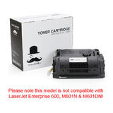 Compatible HP 90X CE390X Black Toner Cartridge High Yield - Moustache®