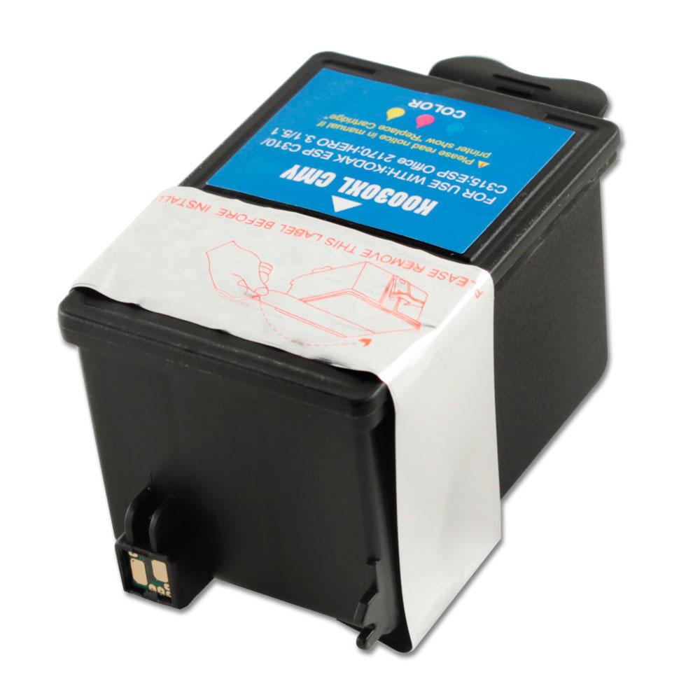 Kodak 30XL 1341080 Compatible Color Ink Cartridge High Yield