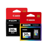 Canon PG240XL CL241XL 5206B001 5208B001 Original Ink Cartridge Combo