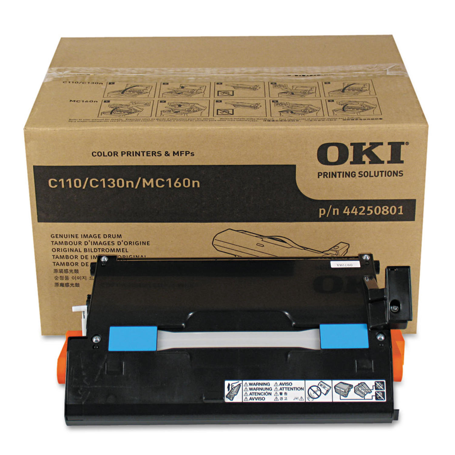 Okidata 44250801 Original Drum Unit