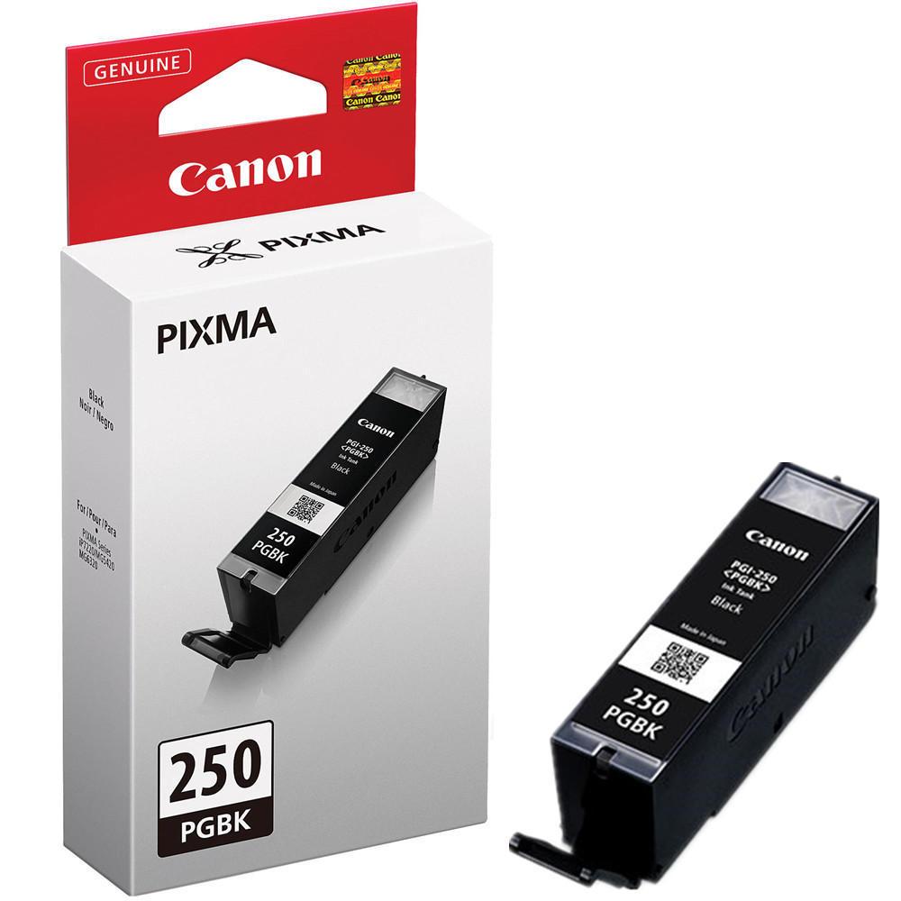 Canon PGI-250 6497B001 Original Pigment Black Ink Cartridge