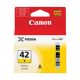 Canon CLI-42Y Original Yellow Ink Cartridge (6387B002)