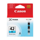 Canon CLI-42PC Original Photo Cyan Ink Cartridge (6388B002)