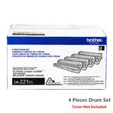 Brother DR-221CL Original Drum - Toner Not Included