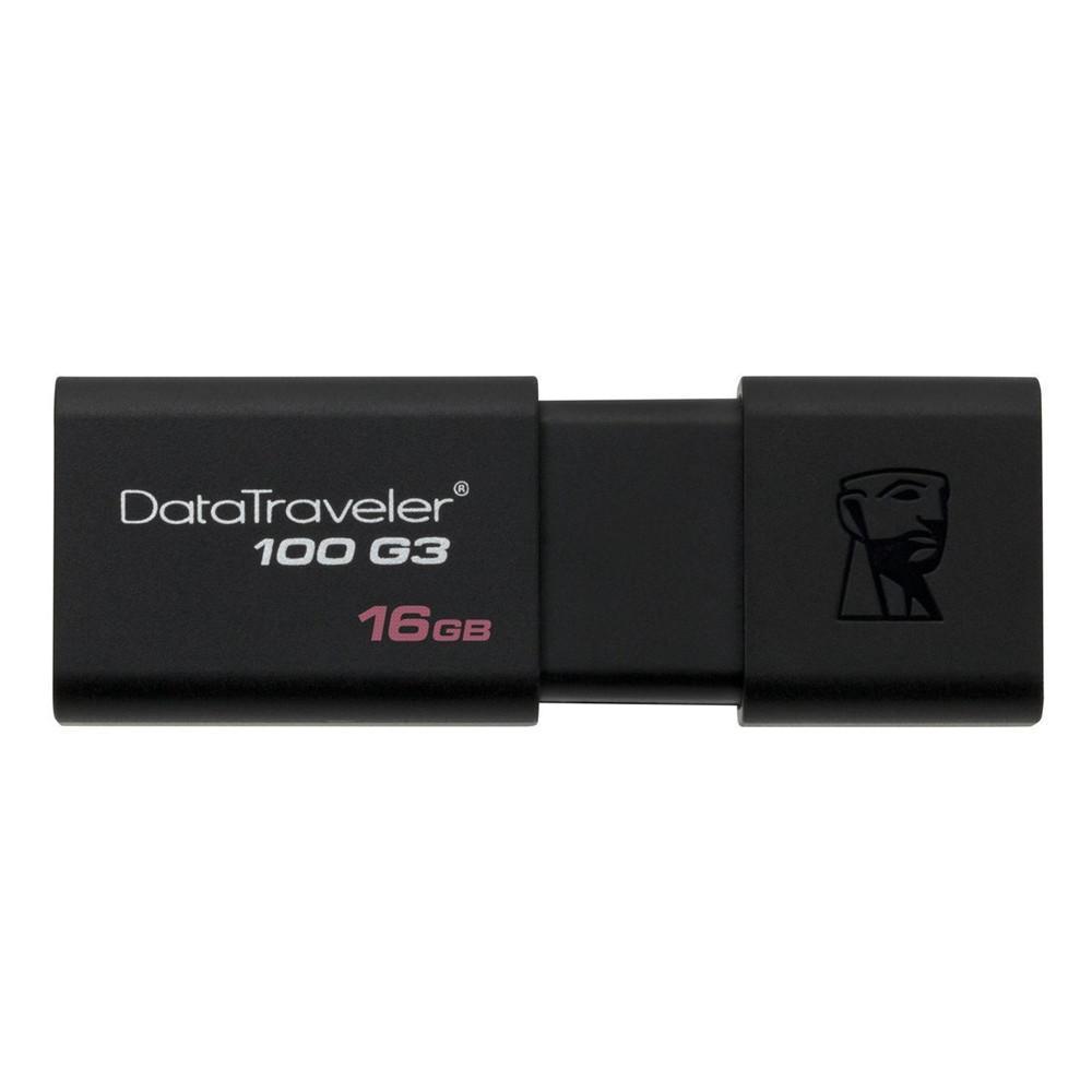 Kingston® DataTraveler 100 G3 USB 3.0 Flash Drive