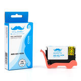 Dell 331-7378 T9FKK Compatible Cyan Ink Cartridge Extra High Yield - Moustache®