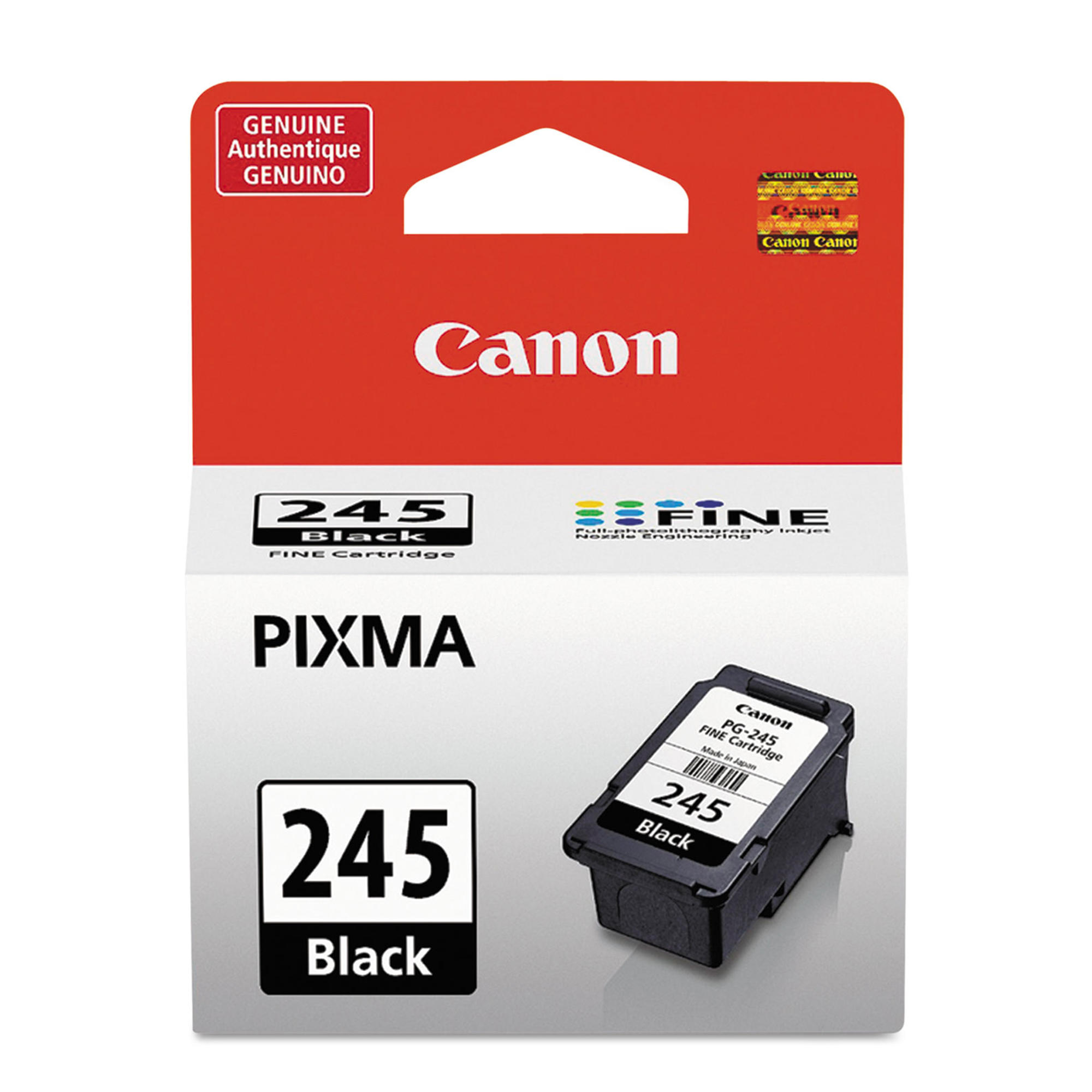 Canon PG245 8279B001 Original Black Ink Cartridge