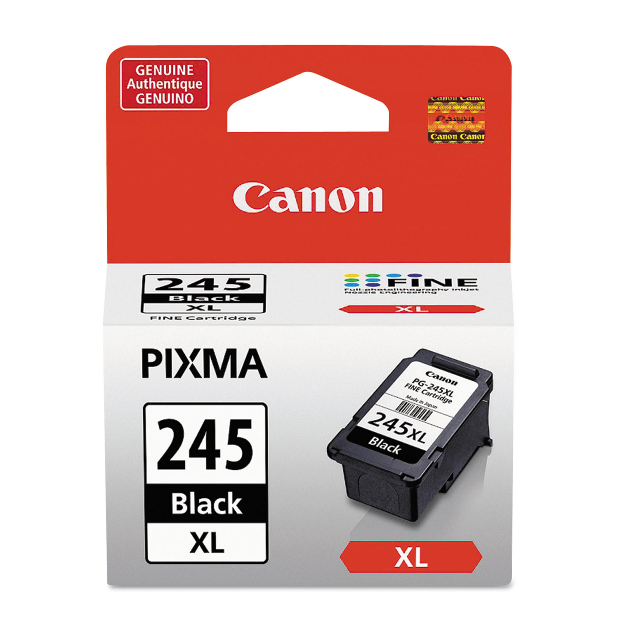 Canon PG245XL Original Black Ink Cartridge High Yield (8278B001)