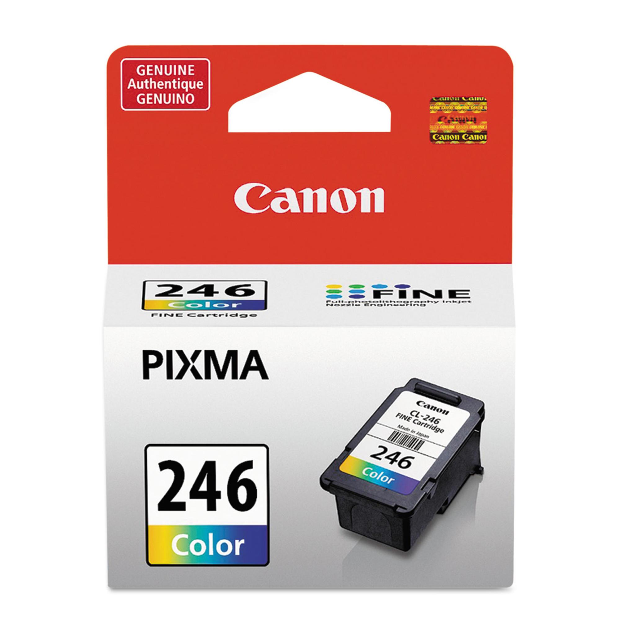 Canon CL246 Original Color Ink Cartridge (8281B001)