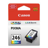 Canon CL246 Original Color Ink Cartridge (8281B001)
