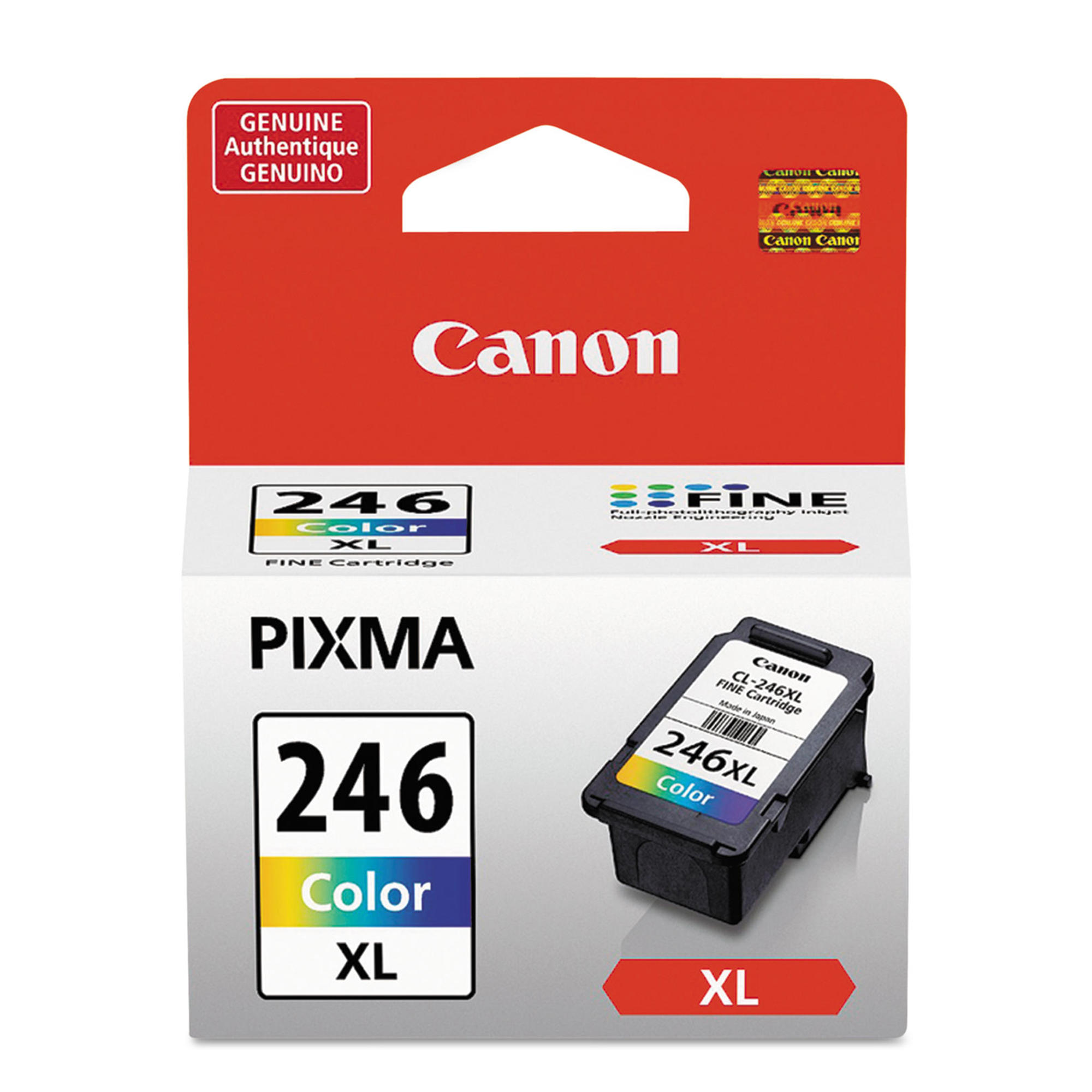 Canon CL246XL Original Color Ink Cartridge High Yield (8280B001)
