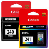 Canon PG240 CL241 Original Ink Cartridge Combo