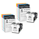 Brother LC61 Compatible Ink Cartridge Combo - 10/Pack - Moustache®