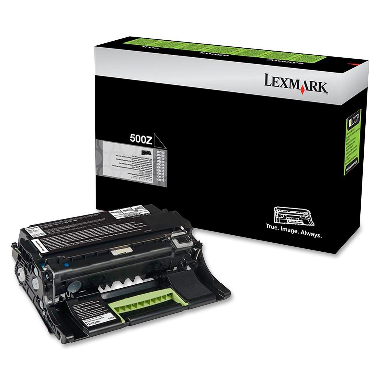 Lexmark 50F0Z00 Original Black Return Program Imaging Unit