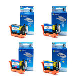 Lexmark 150XL Compatible Ink Cartridge Combo High Yield BK/C/Y/M - G&G™