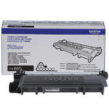 Brother TN660 Original Black Toner Cartridge High Yield