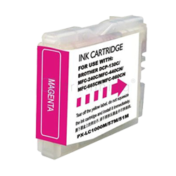 Brother LC51M Compatible Magenta Ink Cartridge - Economical Box