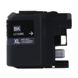 Brother LC103BK Compatible Black Ink Cartridge High Yield - - Economical Box