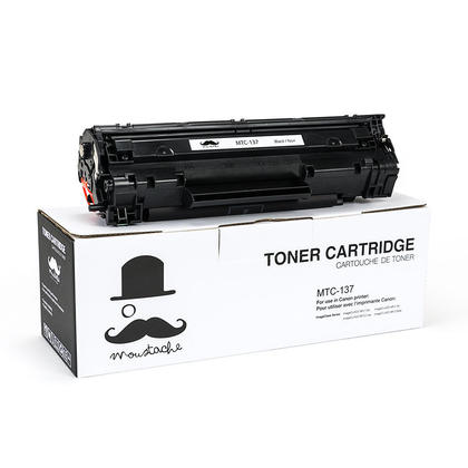 Canon 137 Black Compatible Toner Cartridge