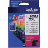 Brother LC205M Original Magenta Ink Cartridge Extra High Yield