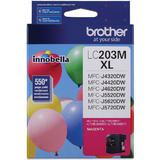 Brother LC203M Original Magenta Ink Cartridge High Yield