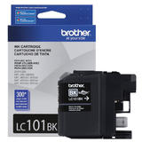 Brother LC101BK Original Black Ink Cartridge
