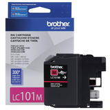 Brother LC101M Original Magenta Ink Cartridge
