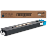 Xerox 006R01222 6R1222 Original Cyan Toner Cartridge