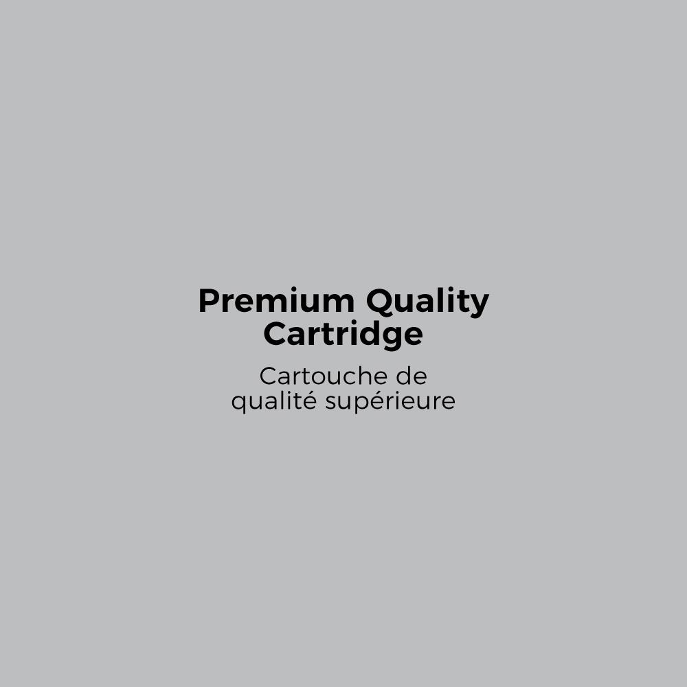HP 62XL C2P07AN Original Tri-Color Ink Cartridge High Yield