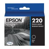 Epson T220 T220120 Original Black Ink Cartridge