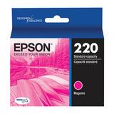 Epson T220320 Original Magenta Ink Cartridge