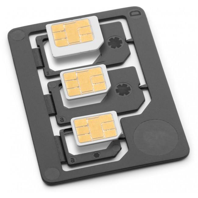 Cheap SAdapter 3-IN-1 SIM Card Adapter Kit