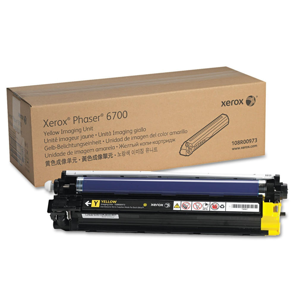 Xerox 108R00973 Original Yellow Drum