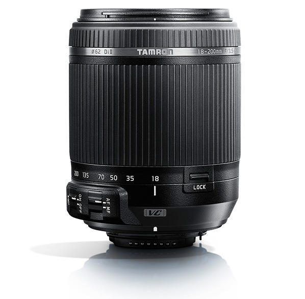 Tamron 18-200mm F/3.5-5.6 Di II VC (B018) Lens For Canon DSLR