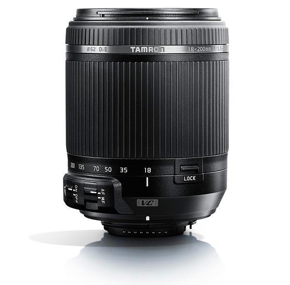 Tamron 18-200mm F/3.5-5.6 Di II VC (B018) Lens For Nikon DSLR