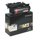 Lexmark 64035HA Original Black Toner Cartridge High Yield