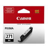 Canon CLI-271BK Original Black Ink Cartridge (0390C001AA)