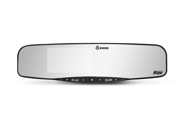 DOD TECH DOD-RX8W Rearview Mirror Dash Camera by DOD TECH