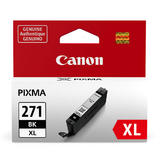 Canon CLI-271XLBK Original Black Ink Cartridge High Yield (0336C001AA)