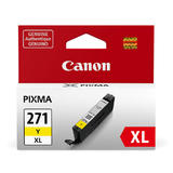 Canon CLI-271XLY Original Yellow Ink Cartridge High Yield (0339C001AA)