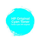 HP 410X CF411X Original Cyan Toner Cartridge High Yield