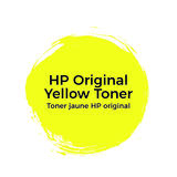 HP 410X CF412X Original Yellow Toner Cartridge High Yield