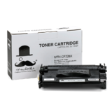 Compatible HP 26X CF226X Black Toner Cartridge High Yield - Moustache®