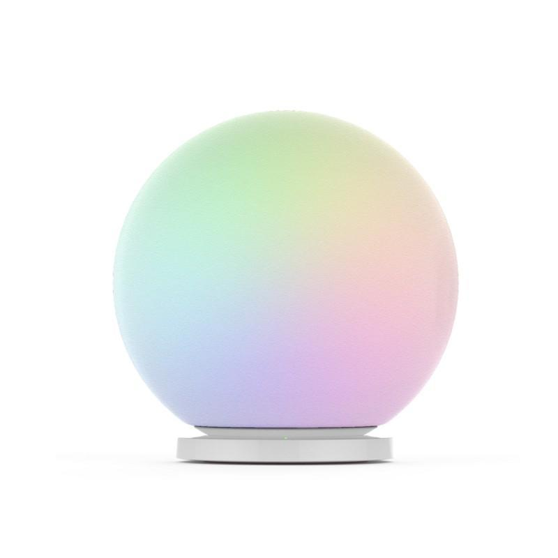 Mipow Playbulb Sphere Smart Waterproof Color Changing Glass Orb LED Floor Night Light BTL301W