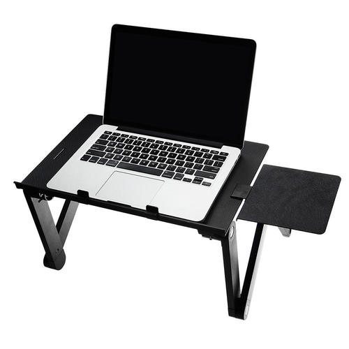 Portable Keyboard Mouse Tray Portable Battery Operated Blender Portable Projector Makro Portable Bluetooth Speaker And Radio: Portable Adjustable Laptop-Table-Stand With Mouse Pad