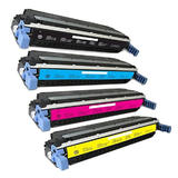 Compatible HP 645A Toner Cartridge Combo BK/C/M/Y