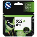 HP 952XL F6U19AN Original Black Ink Cartridge High Yield