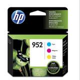 HP 952 N9K27AN Original Ink Cartridge Combo C/M/Y