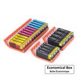 Canon PGI250XL CLI251XL Compatible Ink Cartridge Combo 20 Pack - Economical Box